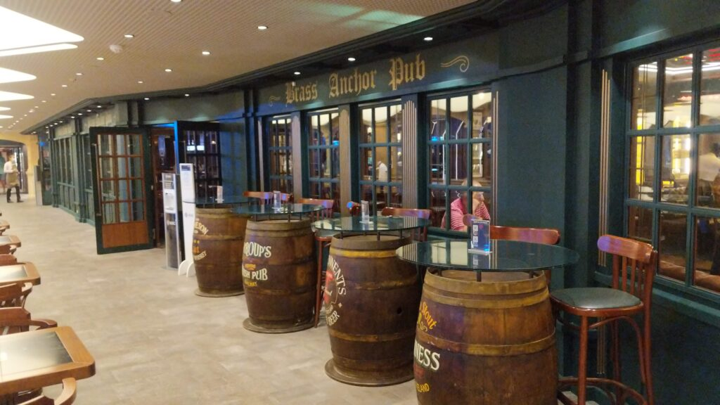 An Amazing Array of Dining Options on MSC Cruises' MSC Meraviglia   19
