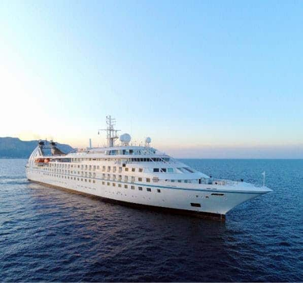 Windstar Cruises Takes Delivery of Star Pride
